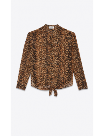 Leo oversize shirt Saint Laurent - BIG BOSS MEGEVE