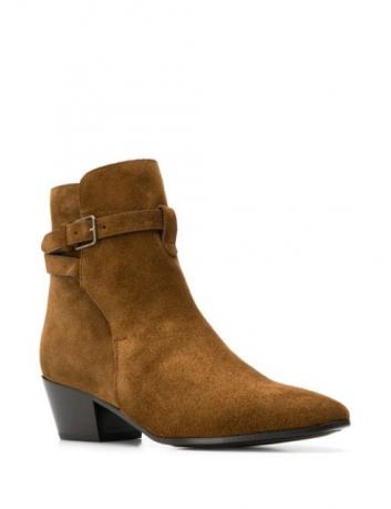Boots west camel Saint Laurent - BIG BOSS MEGEVE