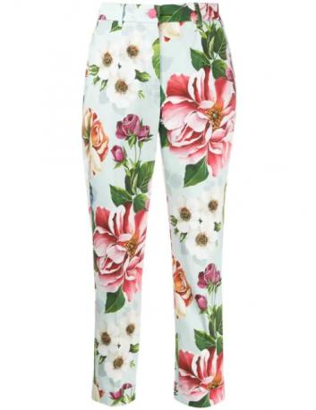 Printed trousers Dolce Gabbana - BIG BOSS MEGEVE