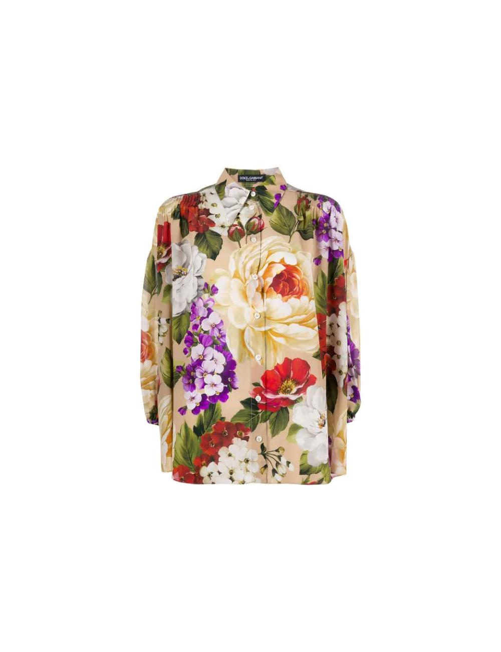 Chemise ample Dolce Gabbana - BIG BOSS MEGEVE