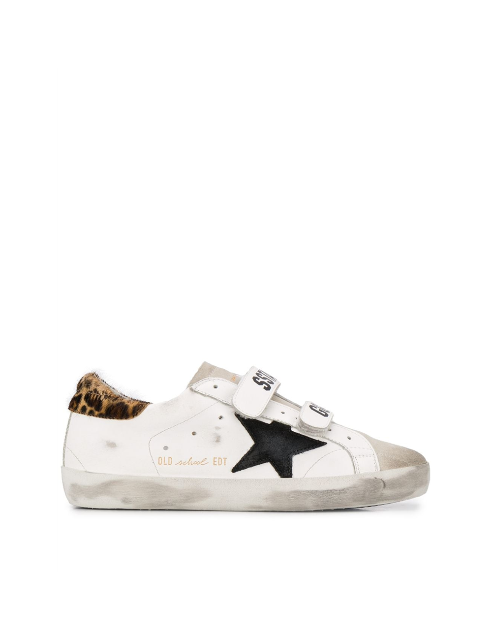 Baskets enfant old school Golden Goose - BIG BOSS MEGEVE