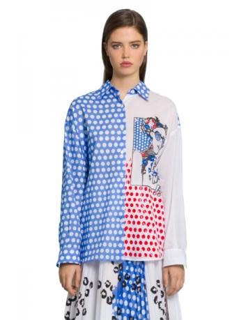 Polka dot shirt Ermanno Scervino - BIG BOSS MEGEVE