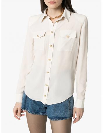 Button-down blouse Balmain - BIG BOSS MEGEVE