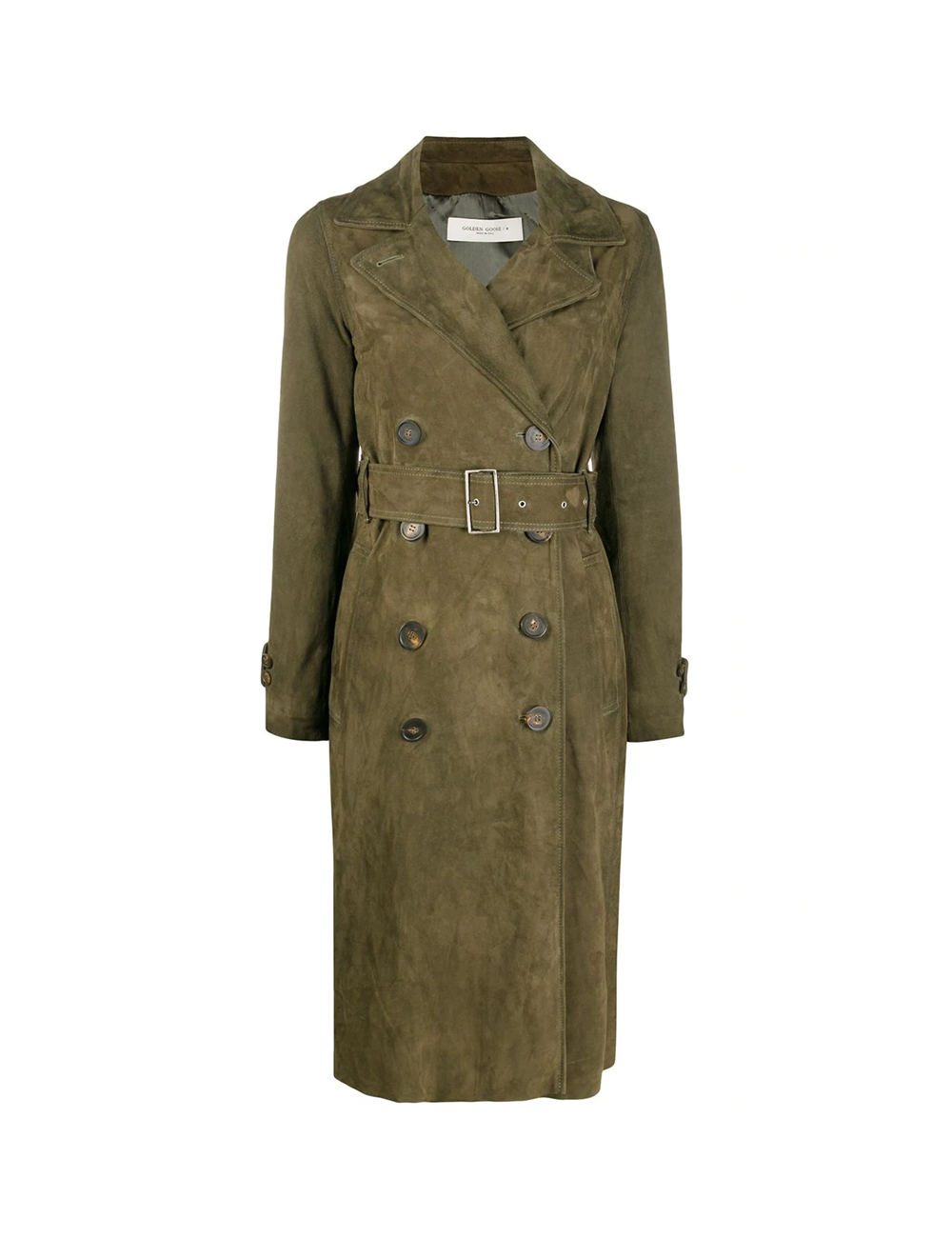 Trench Abigail Golden Goose - BIG BOSS MEGEVE