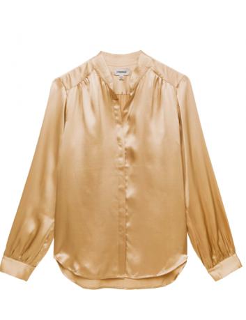 Silk shirt L'Agence - BIG BOSS MEGEVE