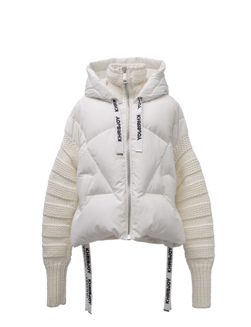 Knitted sleeved jacket khrisjoy - BIG BOSS MEGEVE