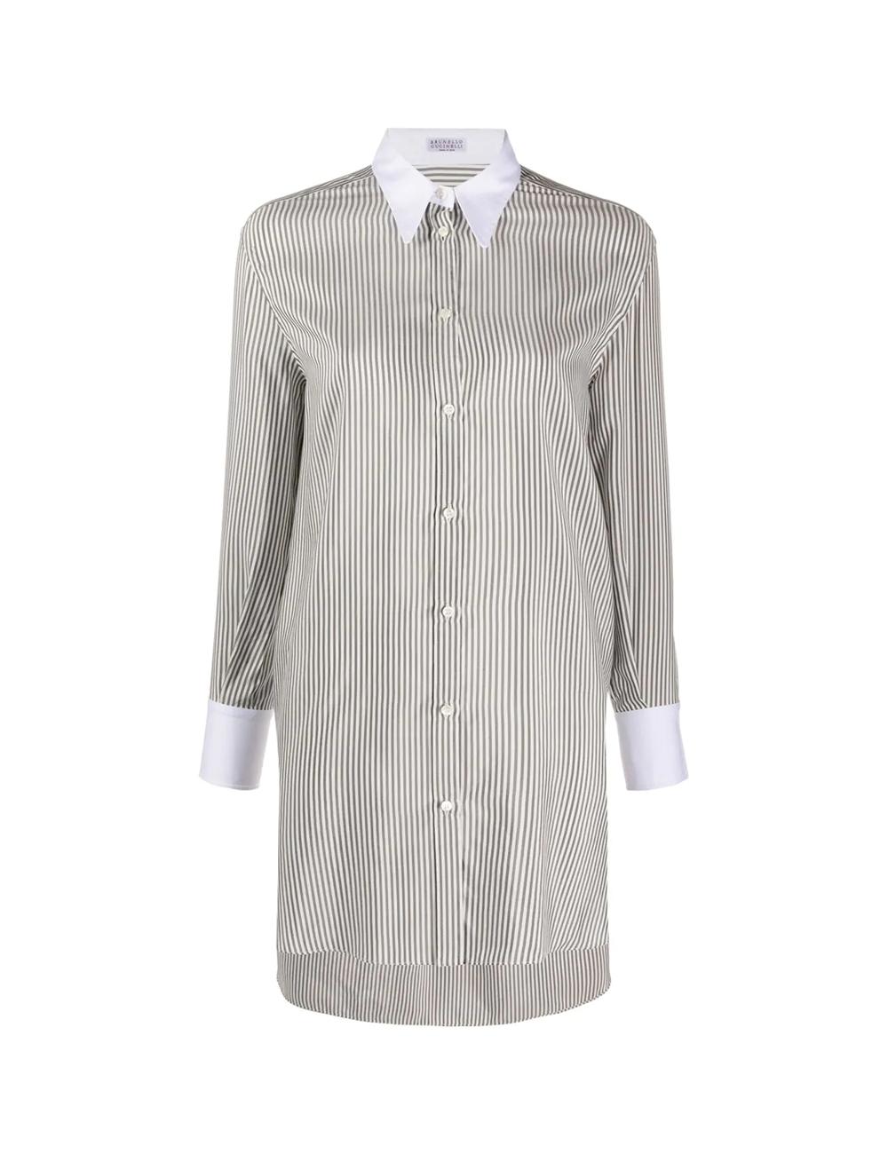 Striped shirt Brunello Cucinelli - BIG BOSS MEGEVE