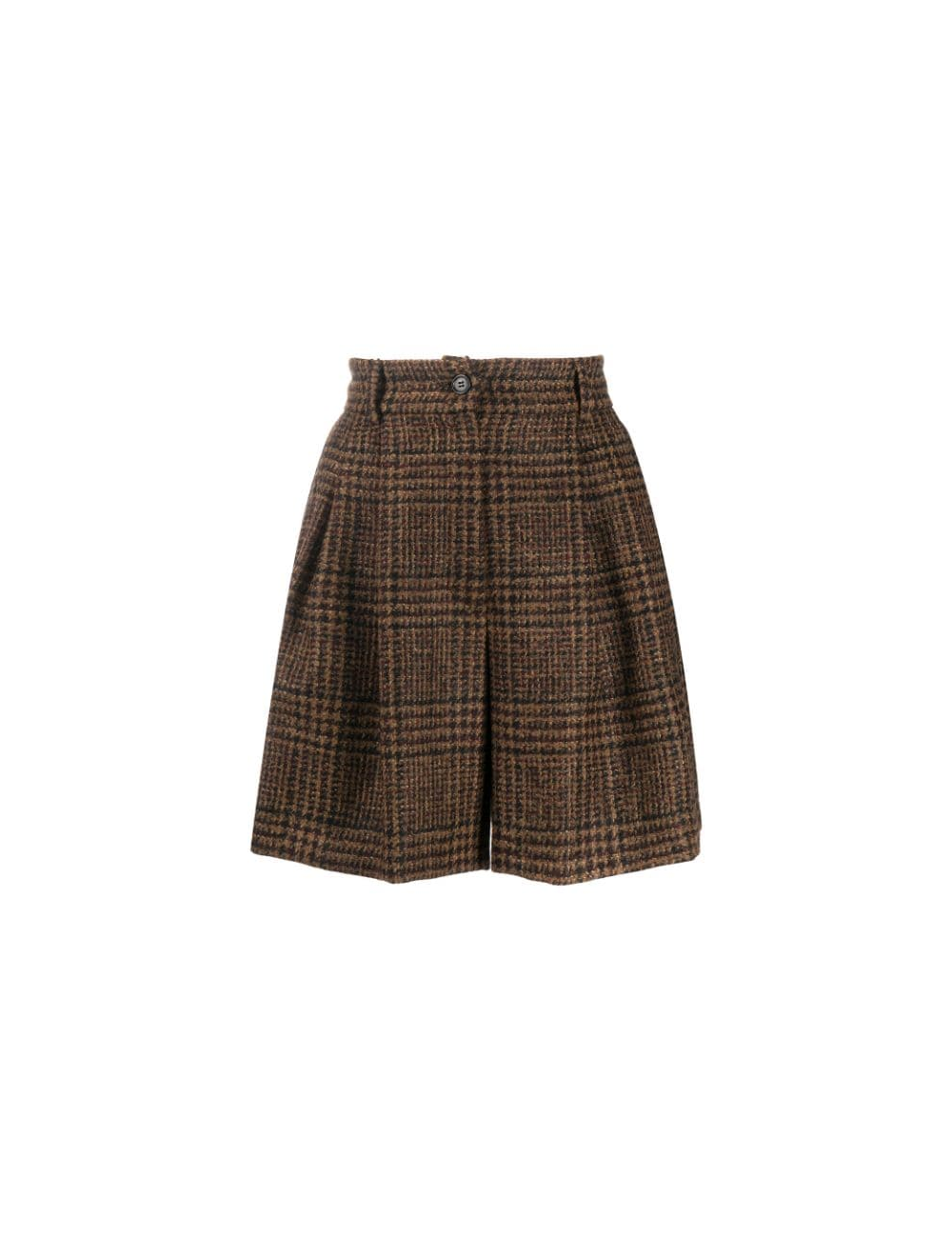 Short tweed à carreaux Dolce Gabbana - BIG BOSS MEGEVE
