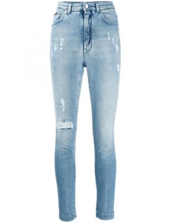Jean used Dolce Gabbana - BIG BOSS MEGEVE