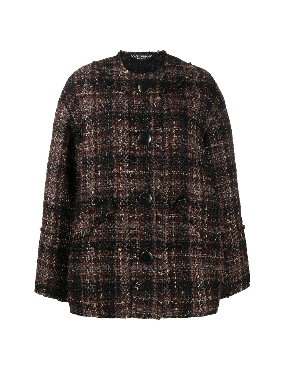 Tweed jacket Dolce Gabbana - BIG BOSS MEGEVE
