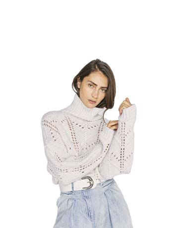 Lovey pullover Iro - BIG BOSS MEGEVE