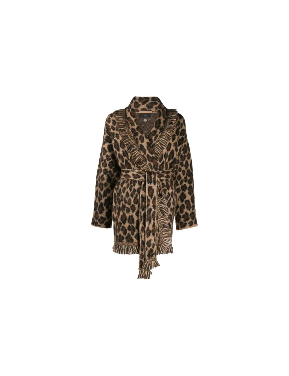Leo printed cardigan Alanui - BIG BOSS MEGEVE