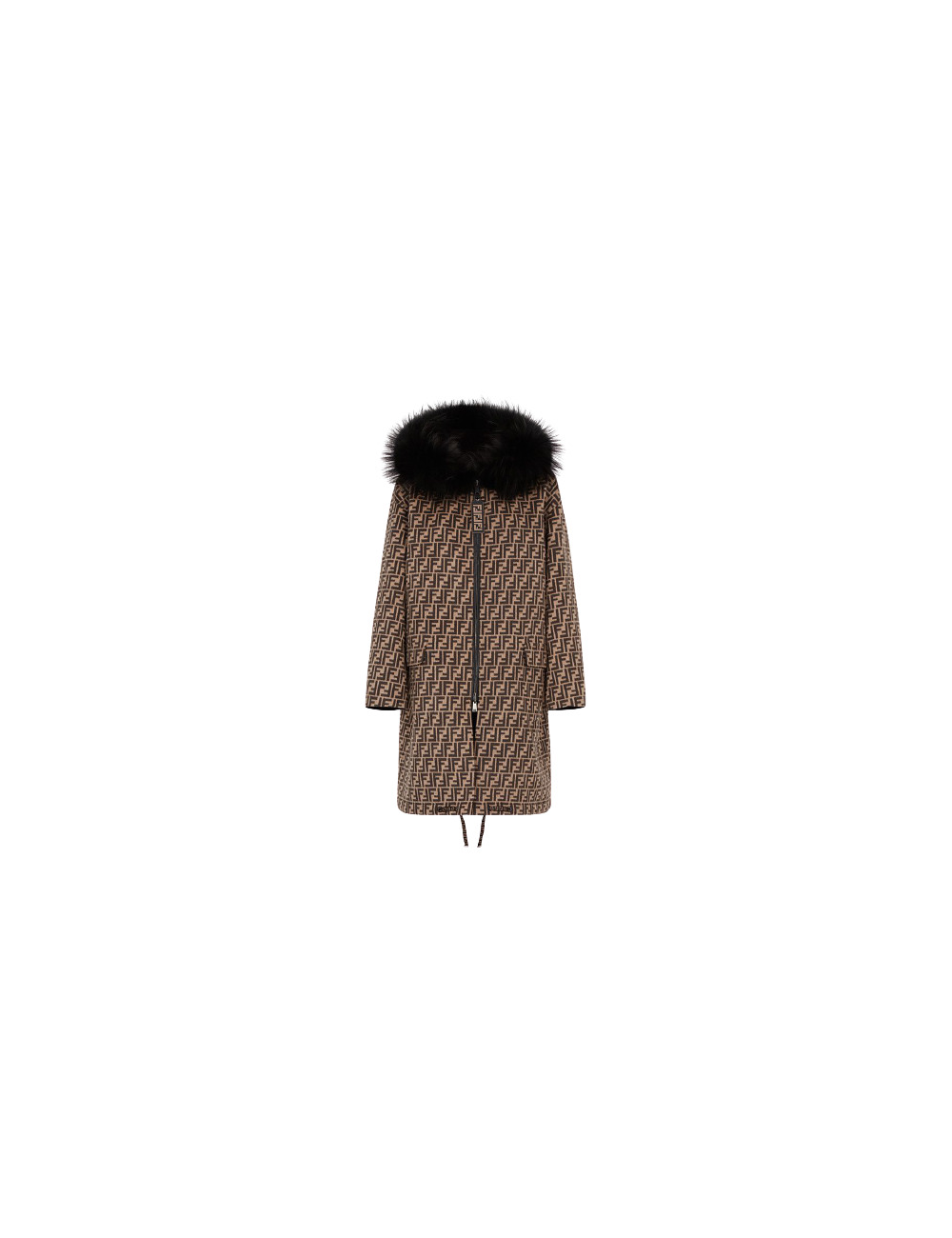 Long coat Fendi - BIG BOSS MEGEVE