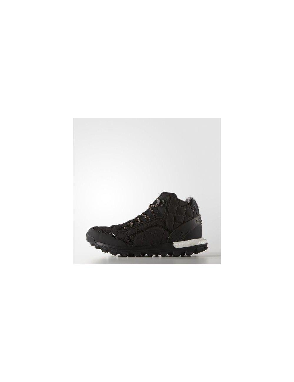 Sneakers noires Adidas - Stella Mc Cartney