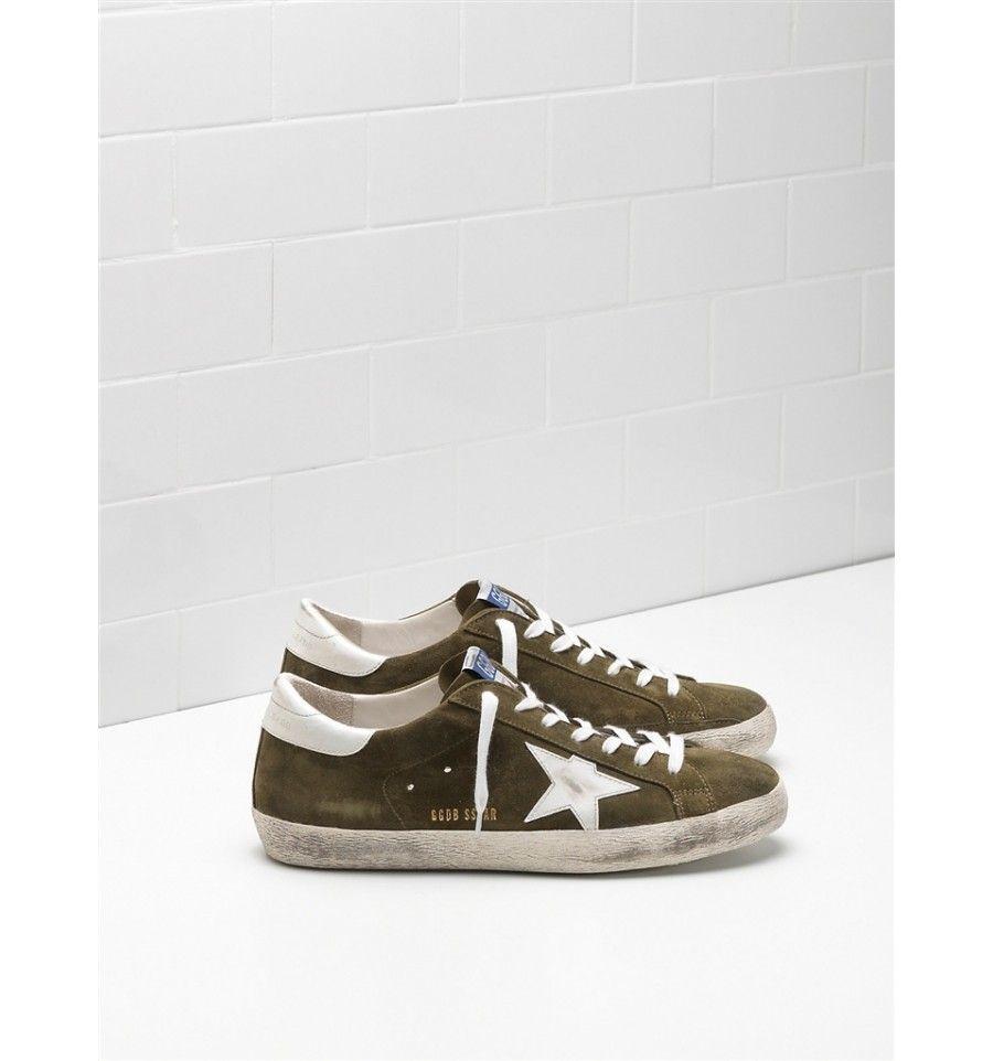 ... Sneakers Hommes Superstar Golden Goose ...