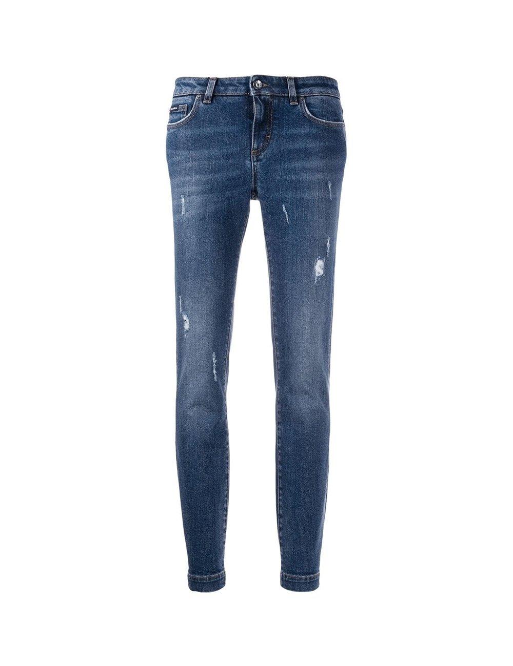 Jean slim Dolce& Gabbana - BIG BOSS MEGEVE