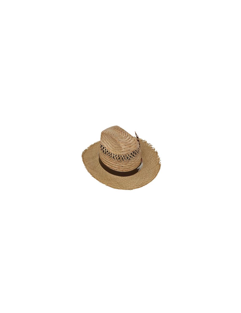 Chapeau de cowboy Saint Laurent - BIG BOSS MEGEVE